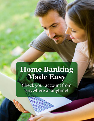 Home Banking Made Easy